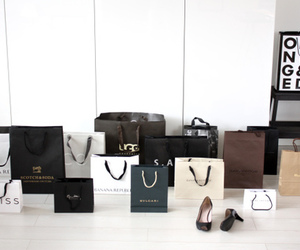 shopping and bags image