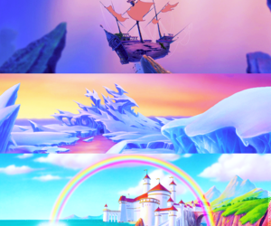 beautiful, boat, and disney image