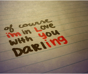 love, lying, and darling image