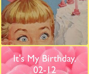 birthday, cake, and december image
