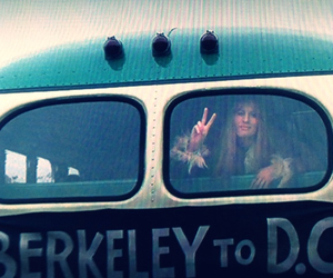hippie, jenny, and peace image