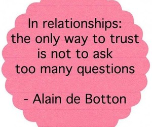 Relationship and quote image