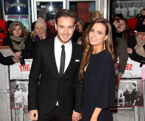 liam payne, one direction, and sophia smith image