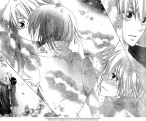 manga, kiss, and kaichou wa maid sama image