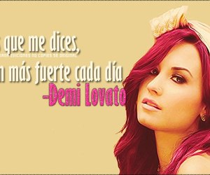beautiful, demi lovato, and dices image