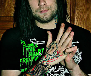bert mccracken, sexy, and the used image