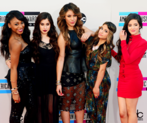 one direction, funny, and fifth harmony image