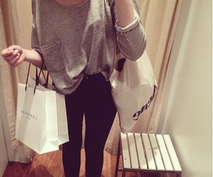 fashion, outfit, and shopping image