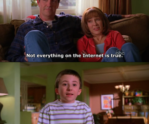 the middle and malcom in the middle image