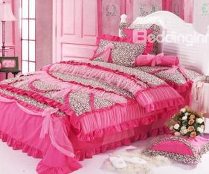 london style, pure cotton, and cheap bedding image