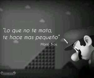 mario bros and frases image