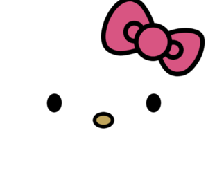 HelloKitty, lovely, and cute image