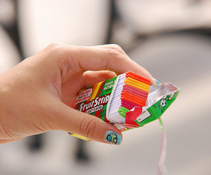 gum, candy, and photography image