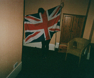 england, flag, and uk image