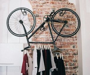bicycles and recycled image