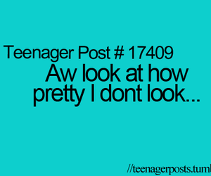 pretty, quote, and teenager post image