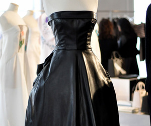 leather, clothes, and fashion image