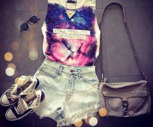 casual, girly, and streetstyle image