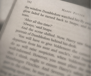 always, deathly hallows, and dumbledore image