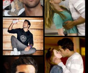 heart, kiss, and elyas m'barek image