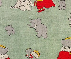 babar and elephant image
