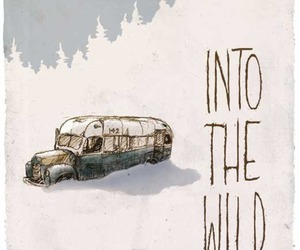 into the wild and movie image