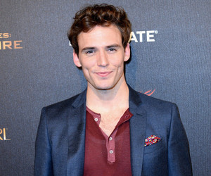 catching fire, sam claflin, and hunger games image