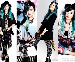 demi lovato, lovato, and demi image