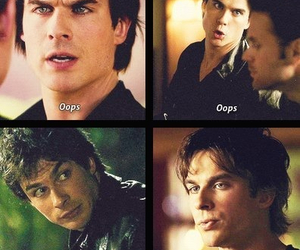 boy, damon, and cute image