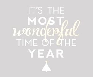 christmas, wonderful, and quote image