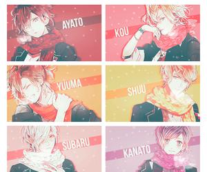 diabolik lovers, dialovers, and kanato is mine image