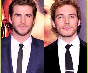 the hunger games, liam hemsworth, and gale hawthorne image