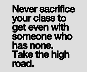quote, class, and classy image