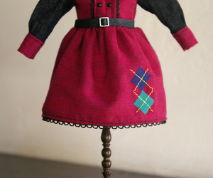 blythe, clothes, and doll image