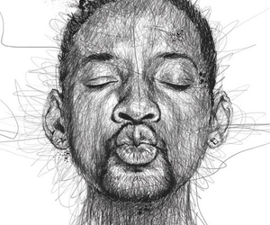 will smith, drawing, and art image