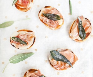 foodie, recipe, and crostini image