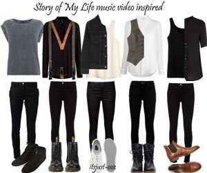outfits, story of my life, and imagine outfits image
