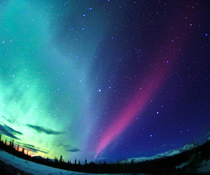 beautiful, northern lights, and photography image
