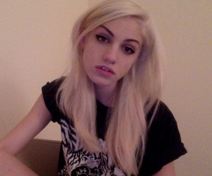 blonde, pale, and soft grunge image