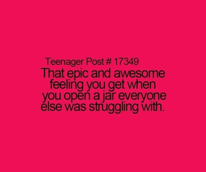 quote, epic, and teenager post image