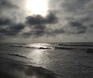 beach, beautiful, and nofilter image