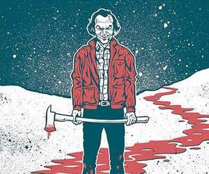 The Shining and redrum image