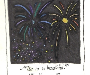 fireworks, love, and beautiful image