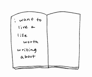 life, book, and quotes image