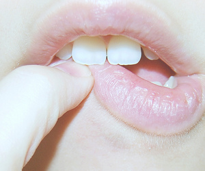 lips, teeth, and mouth image