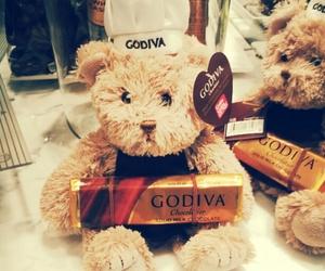 chocolate, gift, and godiva image