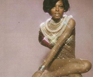 Diana Ross and sparkle image