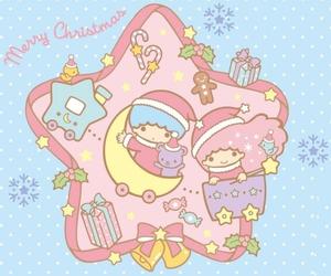 background, christmas, and kawaii image
