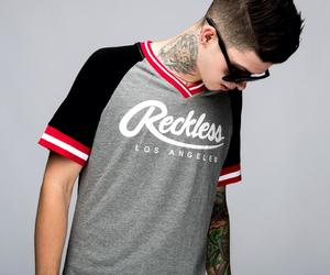 tattoo, boy, and t.mills image