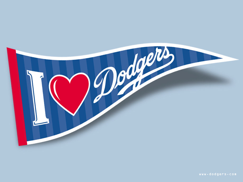 Los Angeles Dodgers At On We Heart It